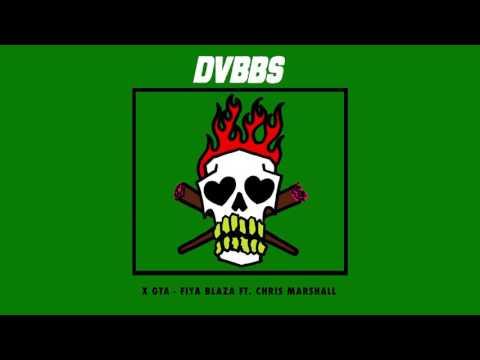 DVBBS & GTA - Fiya Blaza feat. Chris Marshall (Cover Art) [Ultra Music]