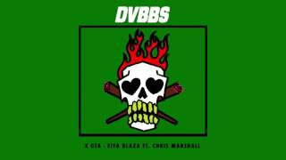 DVBBS & GTA - Fiya Blaza feat. Chris Marshall (Cover Art) [Ultra Music] Mp3