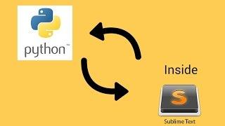How to run Python inside Sublime Text | Windows