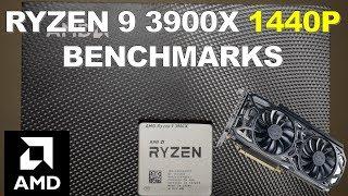 Here's the deal (Ryzen 3900X, 3700X, 9900K, 9700K benchmarks)