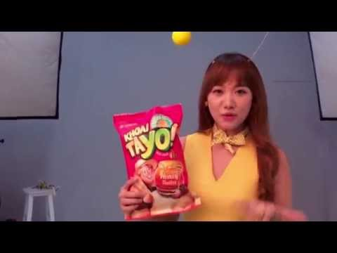 [Hari Won] Honey Butter Photoshoot Interview 1