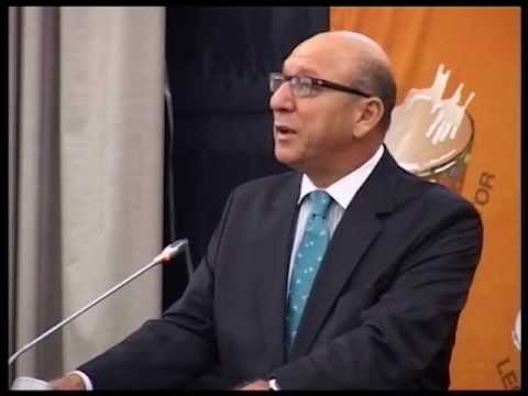 Mr Trevor Manuel - International Consultative Seminar