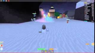 Schnee gegen Eis (Hie vs Yuki) Ein Stück Online ROBLOX