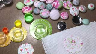 TUTORIAL - Button maker using paper