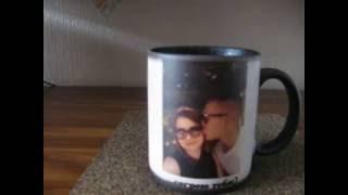 Чашка-хамелеон(Печать фотографий на чашках-хамелеонах в декор-студии
