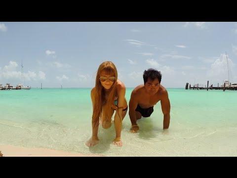 GoPro Hero 4 - Cancun, Mexico! Xel-Ha / XCARET / CHICHEN ITZA