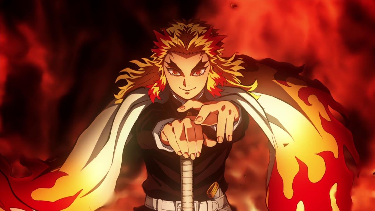 Demon Slayer Kimetsu No Yaiba The Movie Mugen Train Teaser Youtube