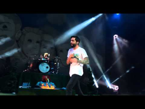 Monument A Day to Remember Live Nashville, TN 10/6/14