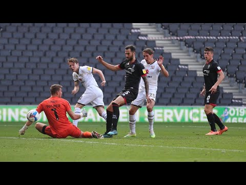 HIGHLIGHTS: MK Dons 1- 2 Lincoln City