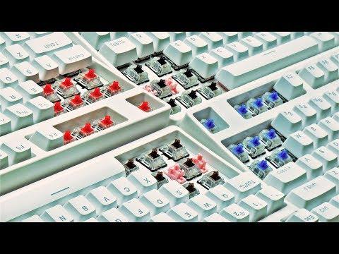 Распаковка Крутых Механических Клавиатур с Алиэкспресс На Разных Свитчах