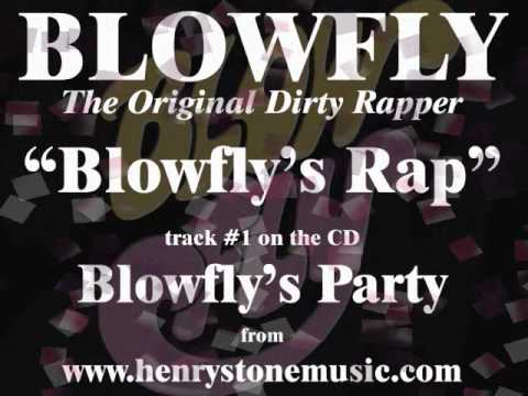 Blowfly - Blowfly's Rap - Rap Dirty