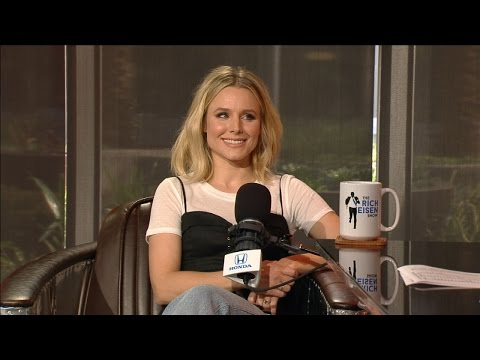 "Actress Kristen Bell of New Film ""CHIPS"" Joins The RE Show in Studio - 3/14/17"