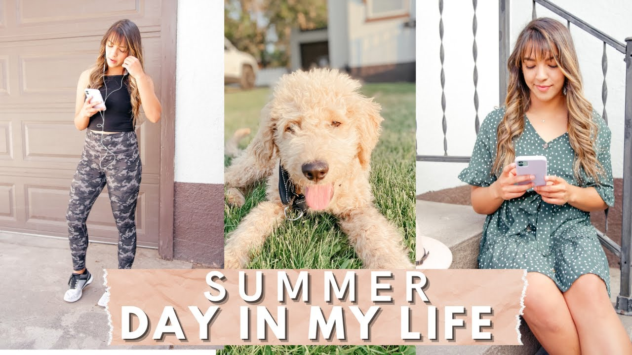 DAY IN THE LIFE VLOG (Teacher On Summer Break)