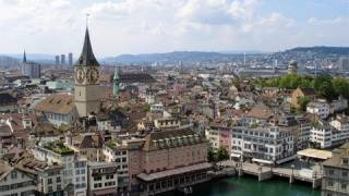 Zurich, Switzerland(Recorded August 12, 2011: Video of Switzerland's largest city. From: http://timvp.com., 2011-09-29T10:23:35.000Z)