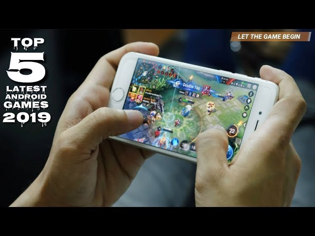 Top 5 Android Games You Have to Play On This Week🔥 (Online/Offline) 2019