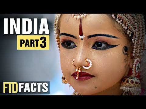 10 Surprising Facts About India #3