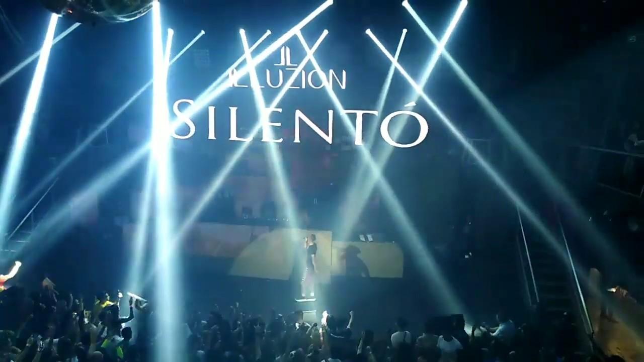 Silento - Illuzion Night Club Phuket, Thailand ?? 05.10.2019