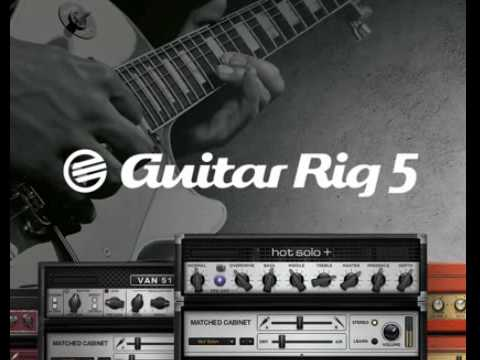 Guitar Rig 5 Pro торрент