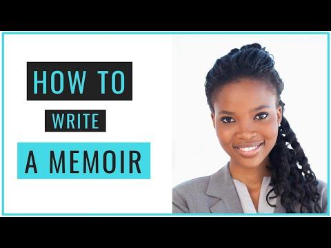 Видео How do i write about myself