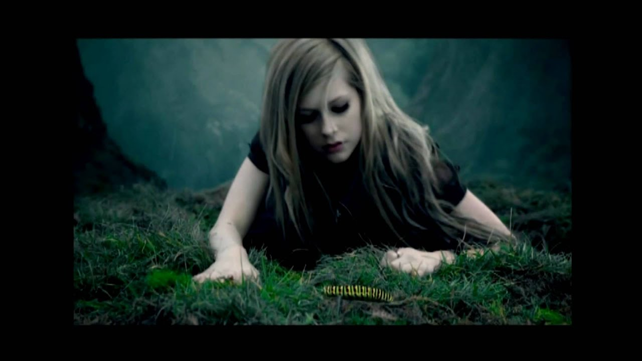 Songtext von Avril Lavigne - Alice Lyrics