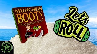 Salty on the Seven Seas - Munchkin Booty (Pt 2) - Let's Roll