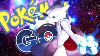 ROBLOX POKEMON GO - MEWTWO IN AN OWN!!! - Spanish Gameplay