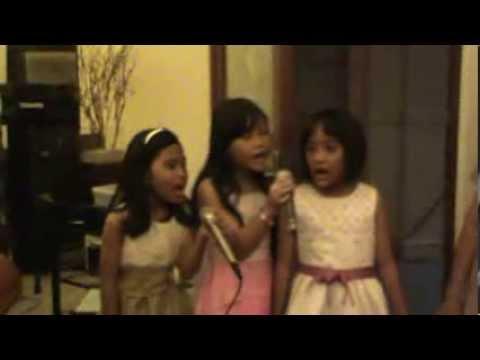 THE SISTER KIDS cover LAGU BUNDA