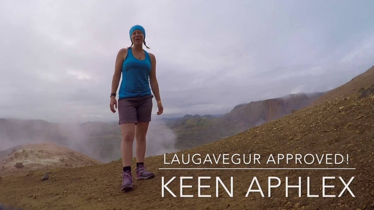 Keen Aphlex Hiking Boots - Tested and
