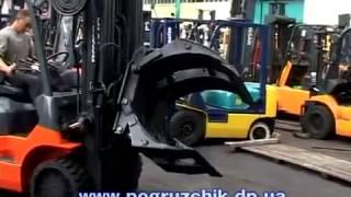 Обучение водителей погрузчиков в центре Logistic Forklift