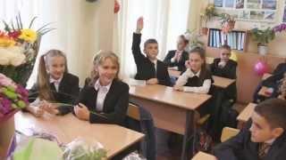 Дружный 5Д Класс 42 Гимназия. Фильм 2. Как проходил учебный год