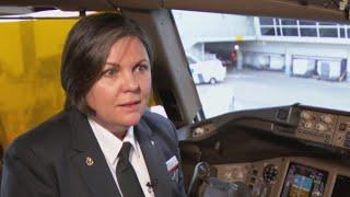 Linda Pauwels, la primera mujer de origen hispano en llegar al rango de capitán en American Airlines