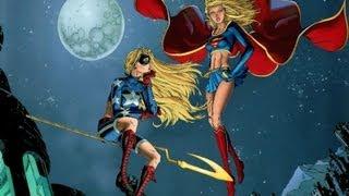 Stargirl vs Evil Supergirl (Stargirl unmasked) SVR 2010