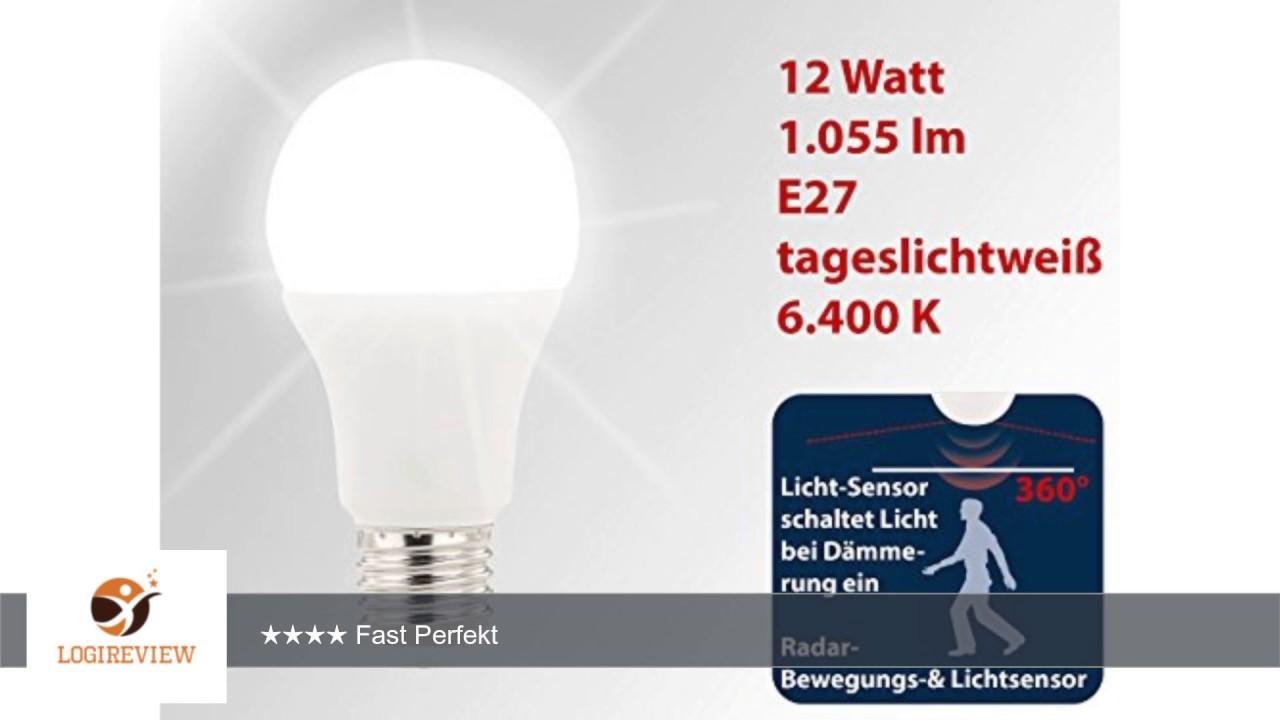 Luminea led lampe m radar bewegungs lichtsensor 12 w e27 luminea led lampe m radar bewegungs lichtsensor 12 w e27 tageslichtwei parisarafo Image collections