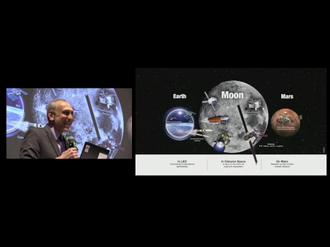 Nuclear and Emerging Technologies in Space Day 2 Keynote - #ANSMeeting #NETS19