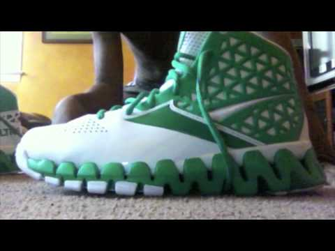 517eb49d2295 Reebok Zigslash  Customized basketball sneakers - YouTube