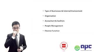 ACCA F1 Online Courses