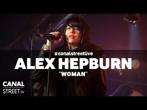 "Alex Hepburn - ""Woman"" First live in France"