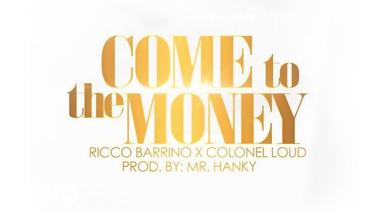 Colonel Loud, Ricco Barrino - Come to the Money (Audio) - YouTube