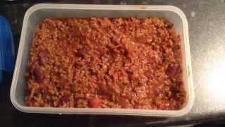 Chilli Con Carne Recipe  Quick, Easy, Nutritious & Delicious!