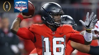J.T. Barrett On Playing In First Playoff Game | Fiesta Bowl Preview