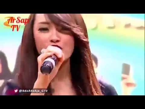 Zaskia Gotik Bang Jono Live Goyang Itik Bikin Tegang [HD]