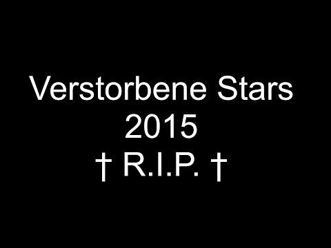Wer starb 2015
