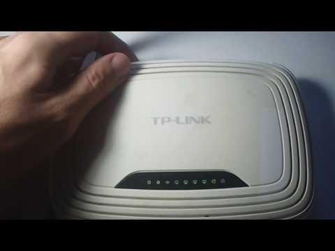 Ремонт Tplink Tl-wr741nd V1 - моргают индикаторы.