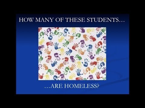 Students/Families Experiencing Homelessness - Not the Average School Day (SCIP)