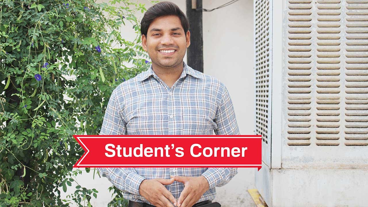 Get All C,C++,Java,DS Tutorials (HINDI)  here, Introducing Student's Corner!!