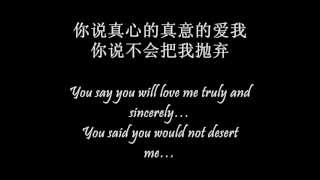 Loving you again at my next life time 下辈子再爱你 [Eng Sub]