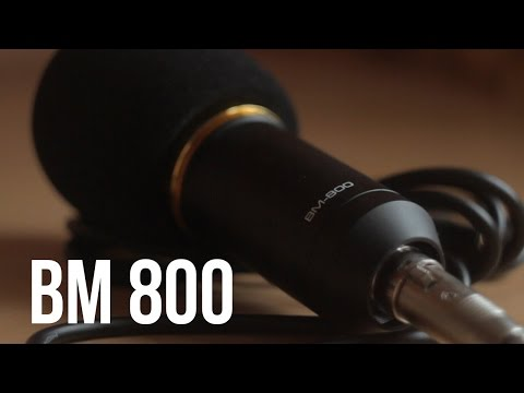 Najjeftiniji i Najbolji mikrofon BM 800