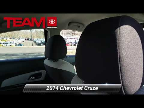 Used 2014 Chevrolet Cruze LS, Langhorne, PA 119887A