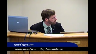 05.09.2017 Marshall City Council Meeting