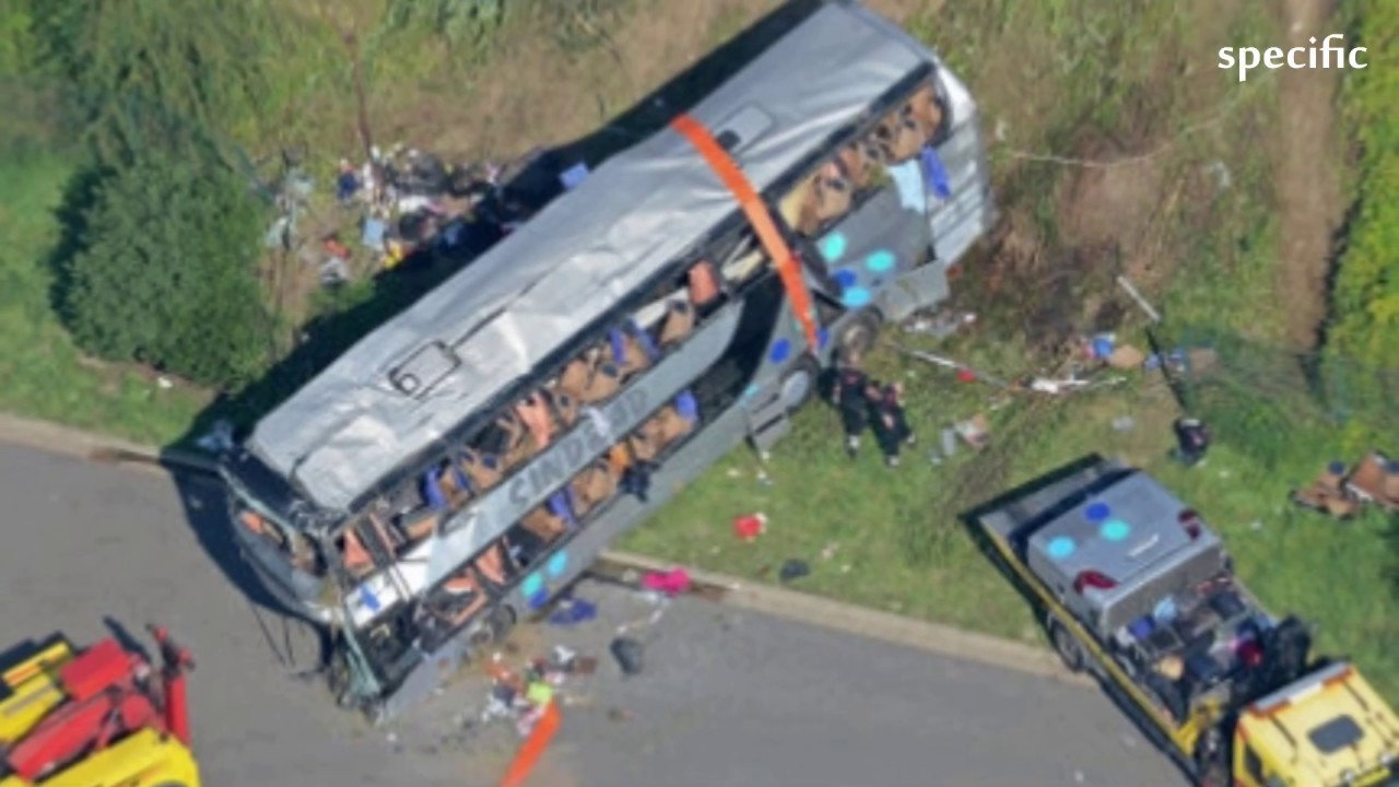 30 injured in a bus accident in Paderborn | Germany news today